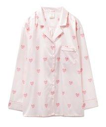 gelato pique/ハートロゴサテンシャツ/500502160