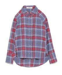 FURFUR/チェックシャツ/500503928