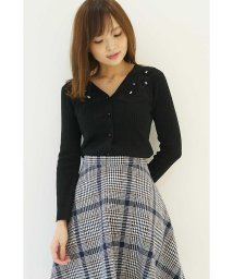PROPORTION BODY DRESSING/モール刺繍カーディガン/500512064