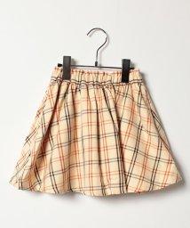 LAGOM/チェック柄スカート/500488893