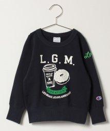 LAGOM/【Champion別注】ドーナツプリントSWEAT/500489638
