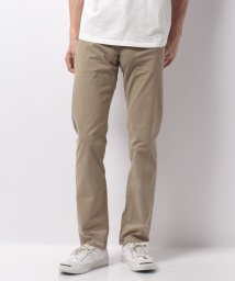 LEVI'S MEN/513T SLIM STRAIGHT FIT EARTH KHAKI MOTI/500478689
