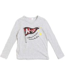 ALGY/フラッグロンT/500483530