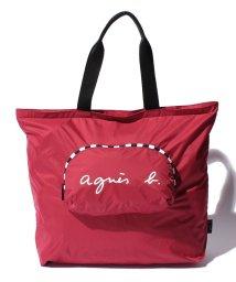 agnes b. Voyage/HS09‐01   ポケッタブル トートバッグ/500483953