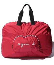 agnes b. Voyage/HS09‐03   ポケッタブル ボストンバッグ/500483955
