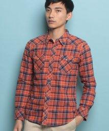 KRIFF MAYER/ビエラチェックシャツ/500484202