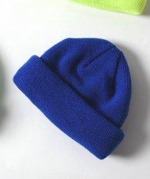 SHIPS JET BLUE/SHIPS JET BLUE: ベーシック ビーニー/500416102