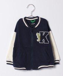 kladskap/K刺繍ジップアップはおり/500491680