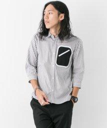 URBAN RESEARCH/【WAREHOUSE】シームPKL/Sシャツ/500513610