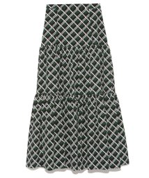 FRAY I.D/ヴィンテージパターンロングスカート/500523311