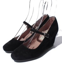 INTER-CHAUSSURES IMPORT/【ABOVE AND BEYOND】インヒールストラップパンプス/500507103