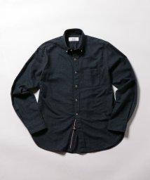 NOLLEY'S goodman/パラシュートボタンダウンネルシャツ/500512375