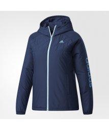 adidas/アディダス/レディス/W TEAM 中綿入り ウインド ジャケット/500525350