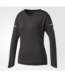 adidas/アディダス/レディス/WOMENS FEELINGKIT 長袖Tシャツ/500525362