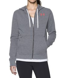 UNDER ARMOUR/アンダーアーマー/レディス/UA FAVORITE FLEECE FZ/500525695