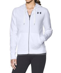 UNDER ARMOUR/アンダーアーマー/レディス/UA FAVORITE FLEECE FZ/500525696