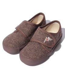 LAGOM/ツイード刺繍スニーカー/500492634
