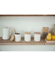 tosca/陶器キャニスター トスカ シュガー ホワイト/500509080