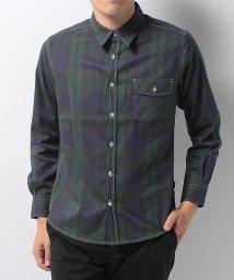 Alpine DESIGN/アルパインデザイン/メンズ/長袖チェックシャツ/500529251