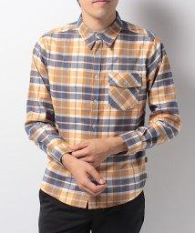 Alpine DESIGN/アルパインデザイン/メンズ/長袖チェックシャツ/500529252