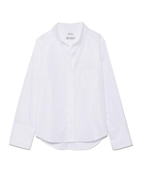 Mila Owen(ミラオーウェン)/トーマスメイソンボタンダウンシャツ/09WFT175114