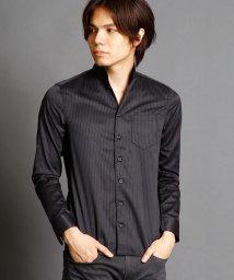 NICOLE CLUB FOR MEN/イタリアンカラーシャツ/500524881