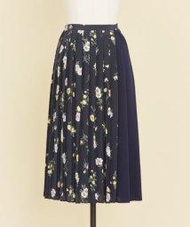 Noela/オリジナルヴィンテージフラワー柄スカート/500532084