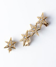 URBAN RESEARCH/ADER.bijoux STARアシンメトリークリップ/500534297