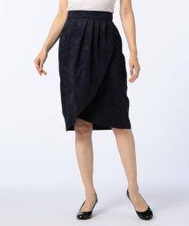 NOLLEY'S sophi/スエードチューリップスカート/500524751