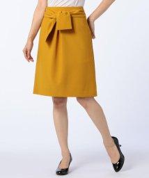 NOLLEY'S/Wクロスリボンスカート/500524771