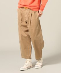 JOURNAL STANDARD/GOLD / ゴールド :  WEAPON 2TUCK TROUSERS/500542901