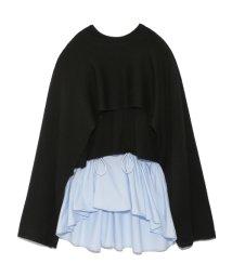FURFUR/カラーレイヤードセーター/500545031