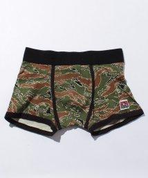 JNSJNM/【BEN DAVIS】タイガーカモフラージュボクサーパンツ/500519618
