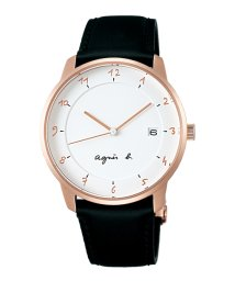 agnes b. HOMME/LM02 WATCH FBRK998/500521613