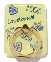 Lovetoxic/総柄スマホリング/500531709