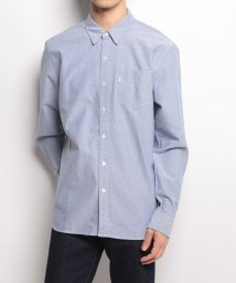LEVI'S MEN/SUNSET 1 POCKET SHIRT TRUE BLUE/500535856