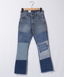 LEVI'S LADY/OT 517 CROPPED BOOT VINYL REVIVAL/500535874