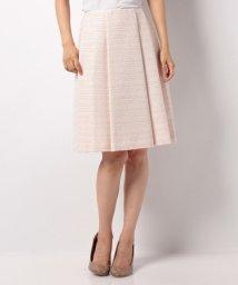 ELISA/【セットアップ対応商品】スペックダイツィード スカート/10260581N