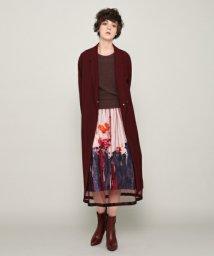 PEGGY LANA/【ドラマ着用】Long tailored Coat/500524252