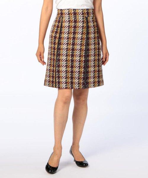 NOLLEY'S(ノーリーズ)/カルゼファンシースカート/7-0035-5-06-005