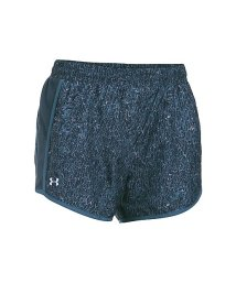 UNDER ARMOUR/アンダーアーマー/レディス/UA FLY BY PRINTED SHORT/500557631