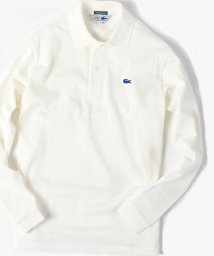 "SHIPS MEN/LACOSTE(ラコステ):【SHIPS別注】""THERMO LITE(R)"" L1312 ポロシャツ/500559328"