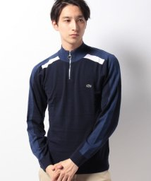 LACOSTE Mens/『MadeinFrance』ジッパーネックセーター/500526324