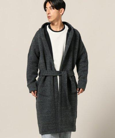 WINGS+HORNS / ウィングス+ホーンズ: Cabin Fleece Hooded Robe