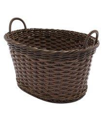 haco!/アンティークのようなたたずまい タフに使える手編みバスケット/500560284
