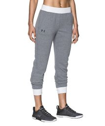 UNDER ARMOUR/アンダーアーマー/レディス/UA THREADBORNE FLEECE PANT/500560551