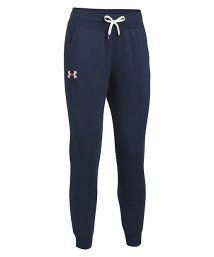 UNDER ARMOUR/アンダーアーマー/レディス/UA FAVORITE FLEECE PANT WORDMARK GRAPHIC/500560552