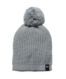 UNDER ARMOUR/アンダーアーマー/レディス/UA FAVORITE WAFFLE POM BEANIE/500561518
