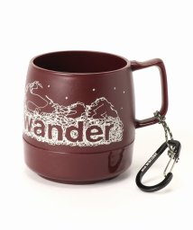 JOURNAL STANDARD relume Men's/and wander / アンドワンダー : DINEX マグカップ/500562526