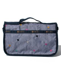 LeSportsac/AVERY BAG デニムハート/LS0019094